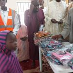 Community supports about 100 orphans ahead of sallah celebration in Maiduguri.